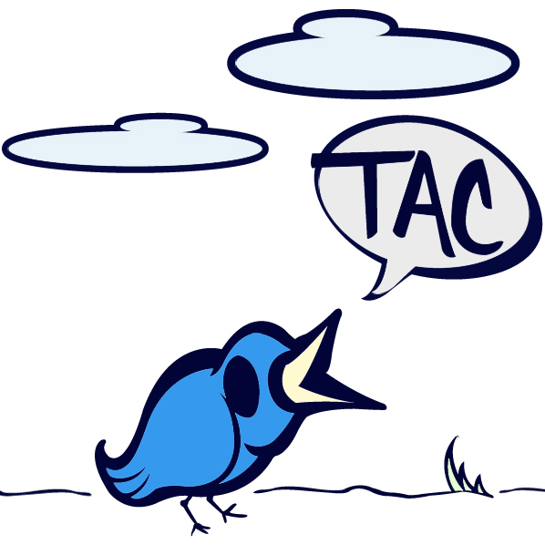 TAC Apparel - Bird!