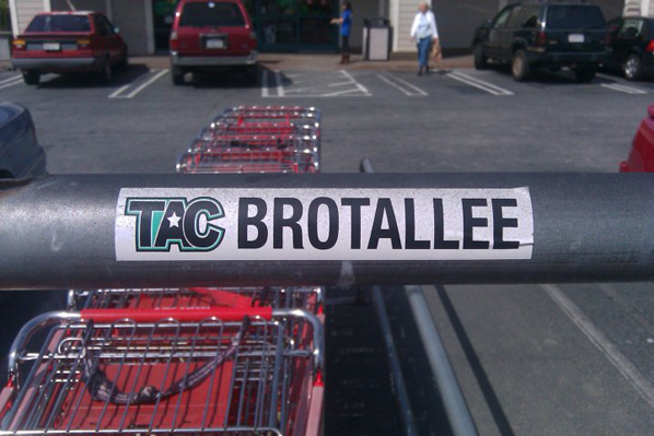 TAC - Brotallee!