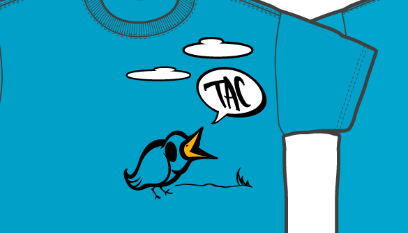TAC - Early bird gets the worm front detail