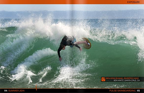 TAC Apparel Ben Koscielniak Pulse Skim Magazine