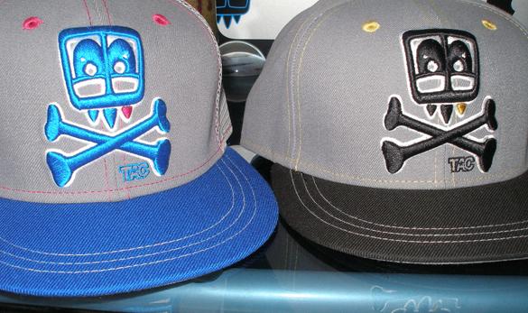 TAC Apparel Company - TAC Chomp n' bones hats