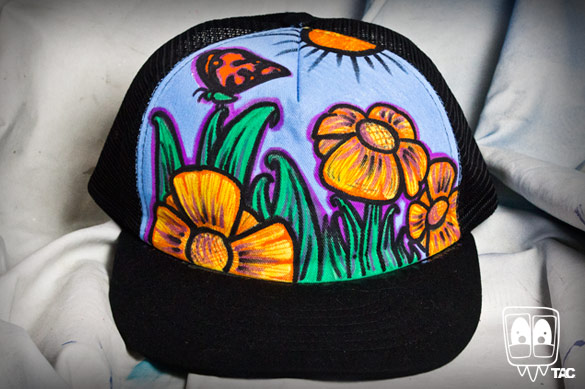 TAC - Custom Poppy Hat