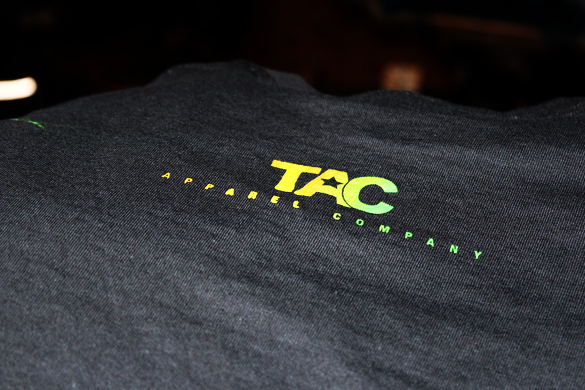 TAC Apparel Company Rasta Cruz Back