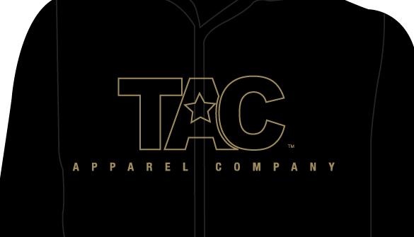 TAC - Logo zipup hoodie