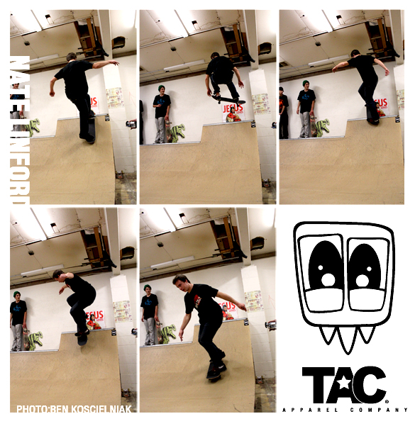 TAC Nate Linfor Ramp Sequence