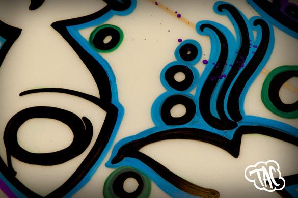 TAC Apparel Company - Custom Surfboard Art