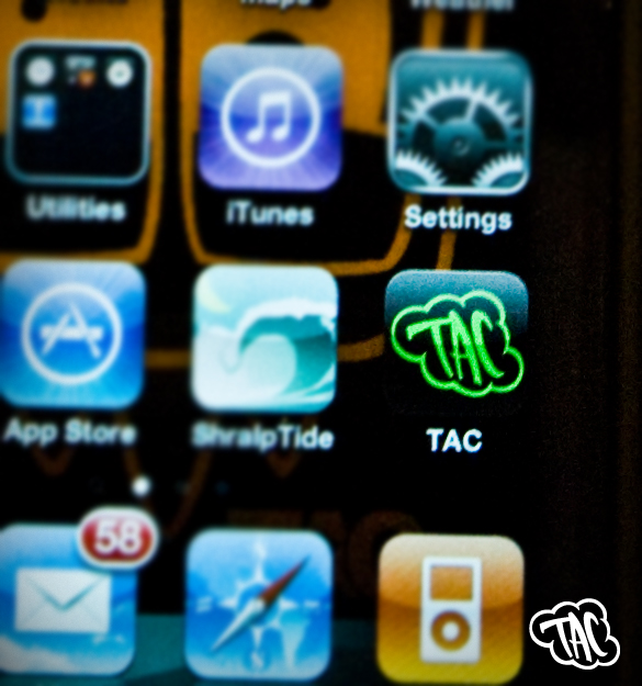 TAC Apparel Company - iPhone