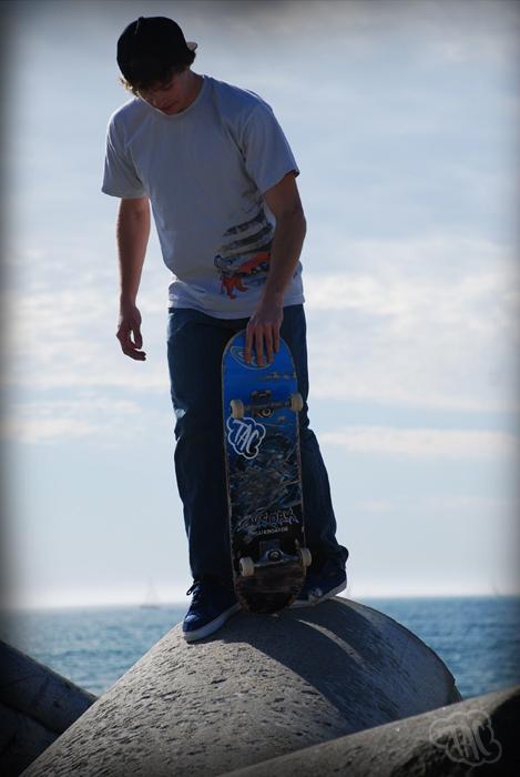 Tac Apparel Company - Nate Linford Jetty Hoppin'