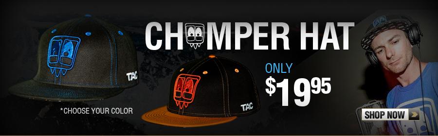 TAC Apparel Company - TAC Chomper Hats