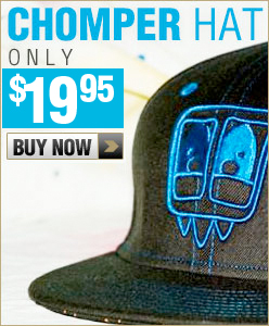 TAC Apparel Company - Chomper Hats - Only $24.99