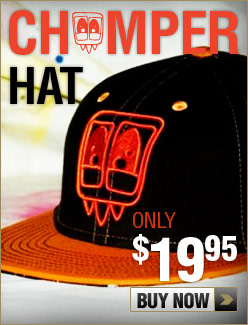 TAC Apparel Company - Chomper Hats - Only $19.95