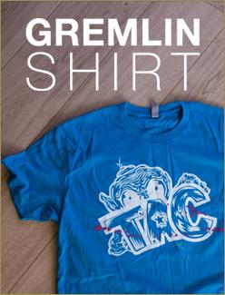 TAC Apparel Company - Gremlin Shirt
