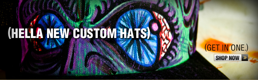 TAC Apparel Company - New Custom Hats