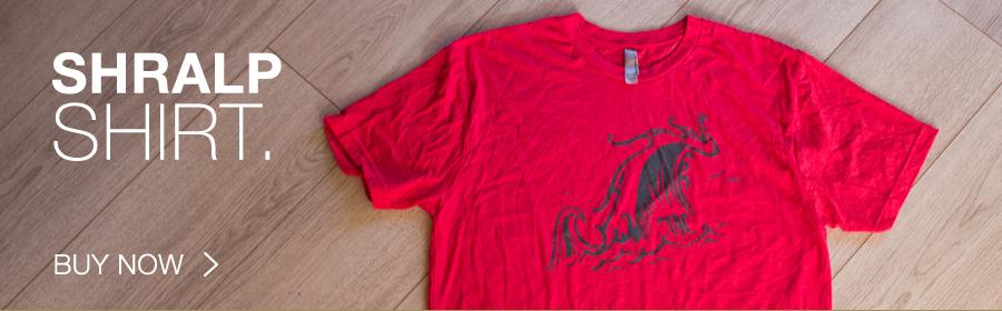 TAC Apparel Company - Shralp Shirt