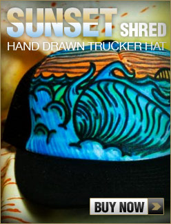 TAC Apparel Company - Sunset Shred - Only $30.00