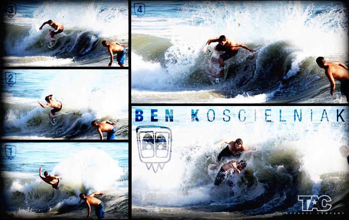 TAC - Ben Koscielniak Wallpaper